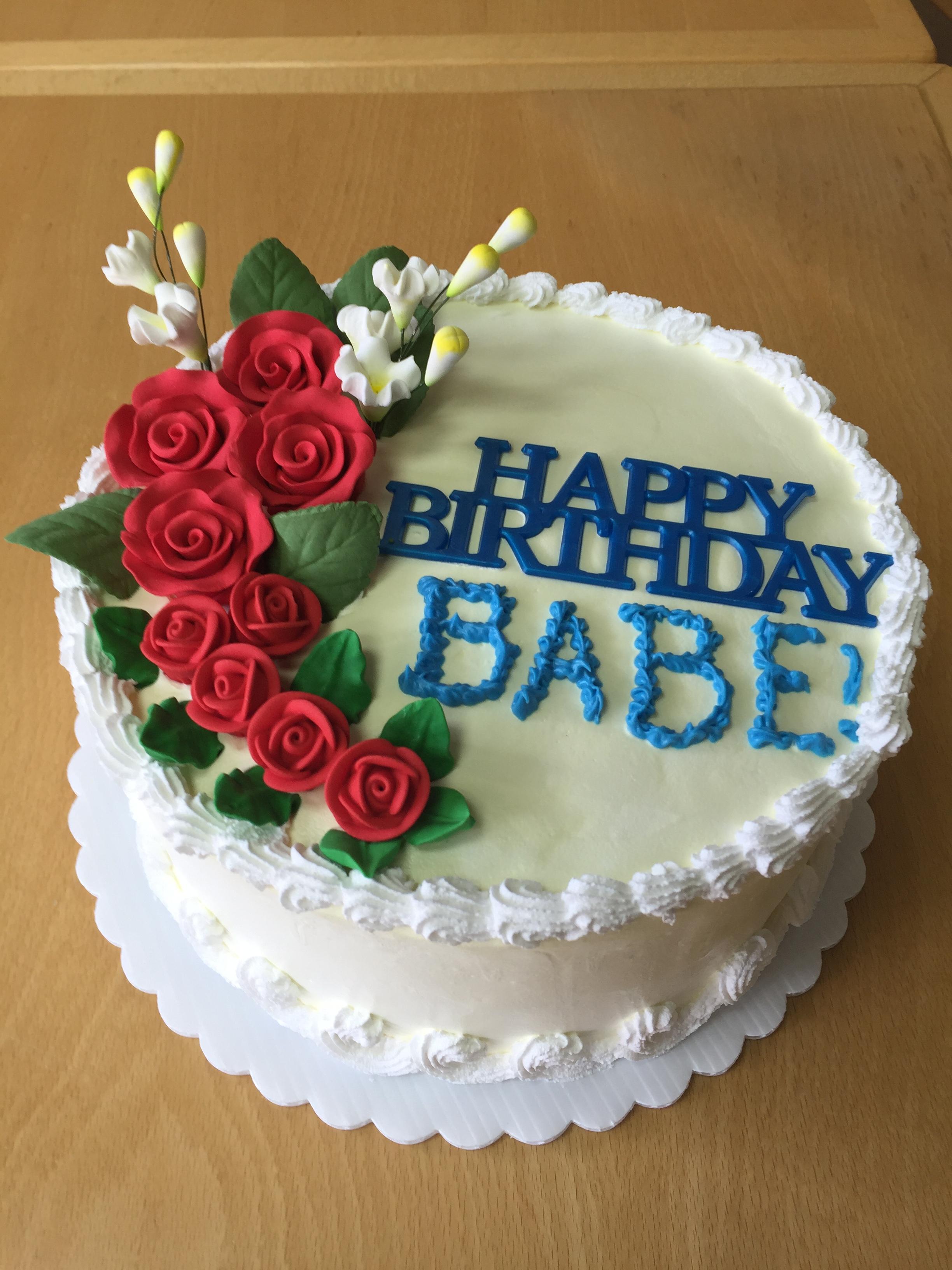 Red Velvet Birthday Cake Wild Berries Bakery And Cafe