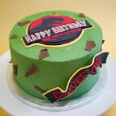 Jurassic World Birthday Cake Wild Berries Bakery And Cafe